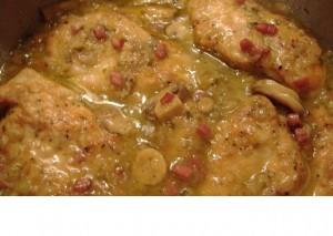 pollo-en-salsa1